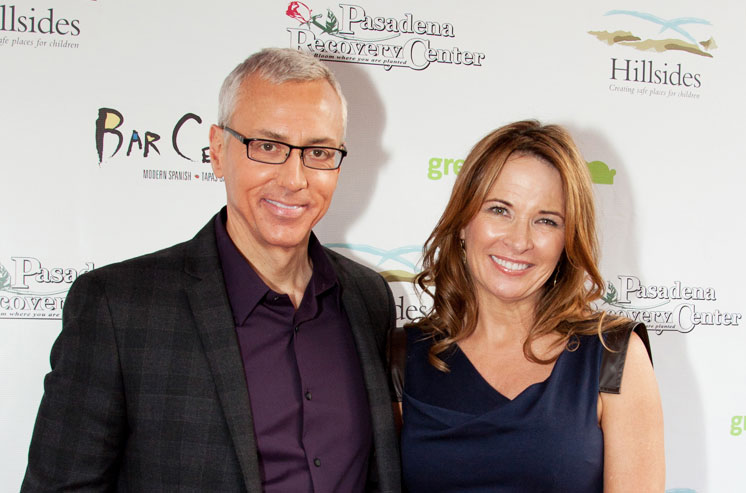 Dr. Drew and Susan Pinsky
