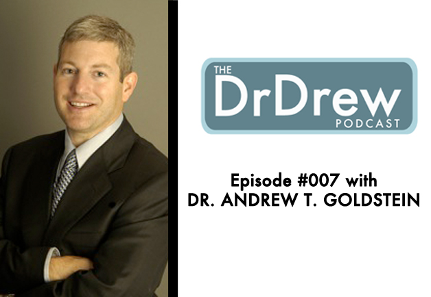 #007, Dr. Andrew T. Goldstein