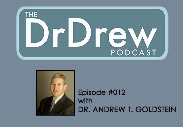#012: Dr. Andrew T. Goldstein
