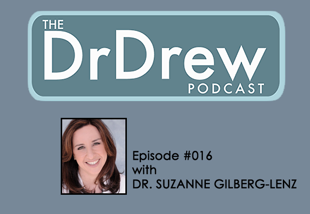 #016: Dr. Suzanne Gilberg-Lenz