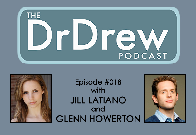 #018: Jill Latiano and Glenn Howerton