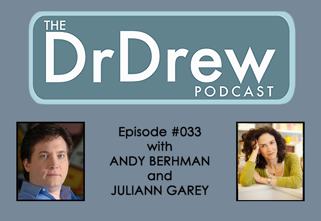 #033: Andy Behrman and Juliann Garey