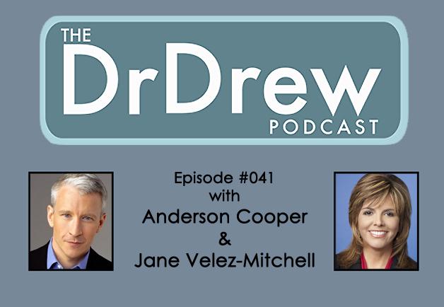 #041: Anderson Cooper and Jane Velez-Mitchell