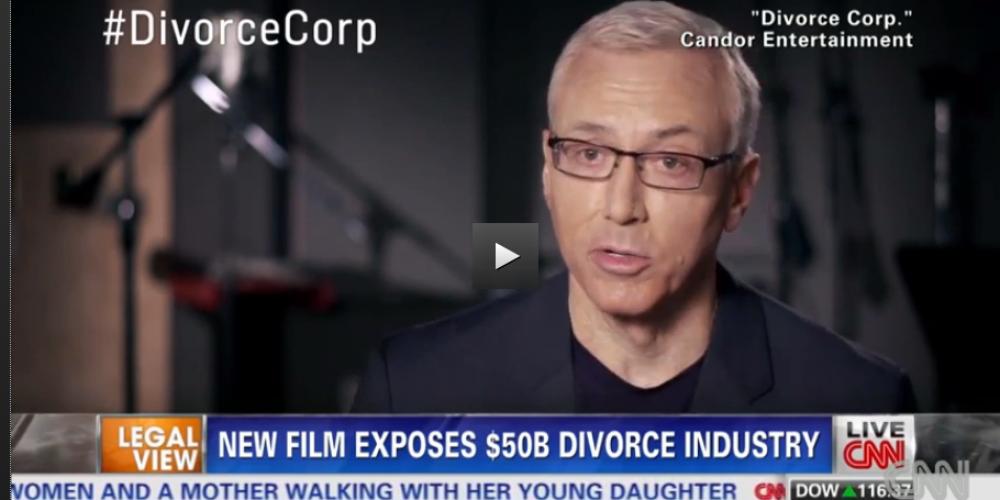 Dr. Drew Talks Divorce Industry Problems