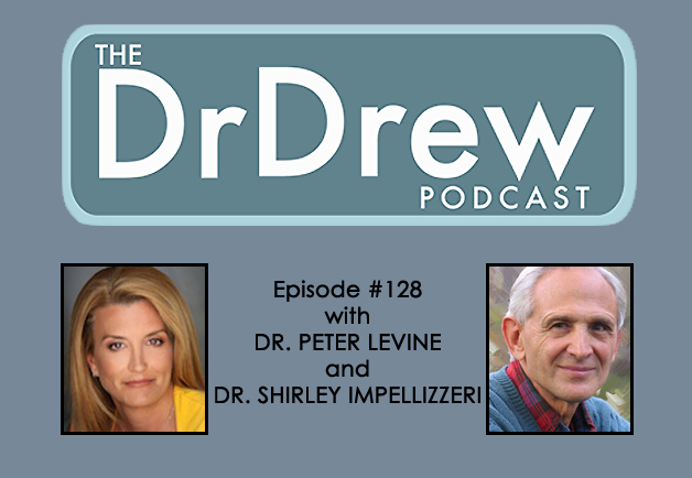#128: Dr. Peter Levine and Dr. Shirley Impellizzeri