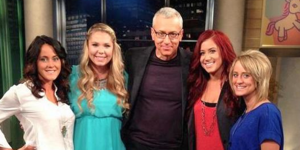 Teen Mom And Teen Mom 2 Stars Invade New York City
