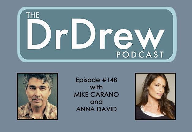 #148: Mike Carano and Anna David
