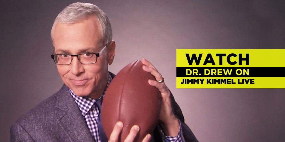 Dr. Drew on Jimmy Kimmel Live