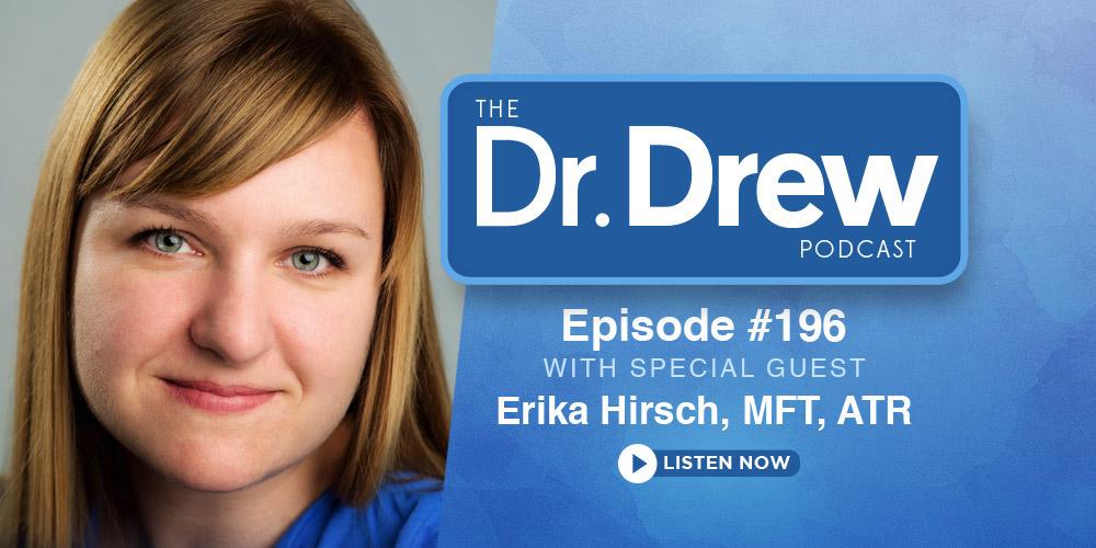 #196: Erika Hirsch, MFT, ATR