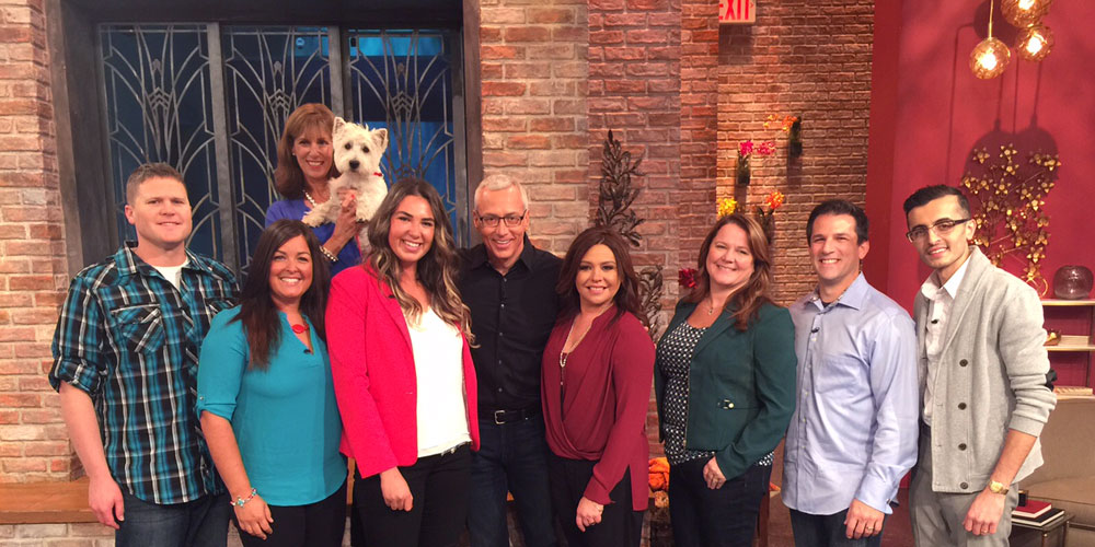 Watch Dr. Drew On The Rachael Ray Show!