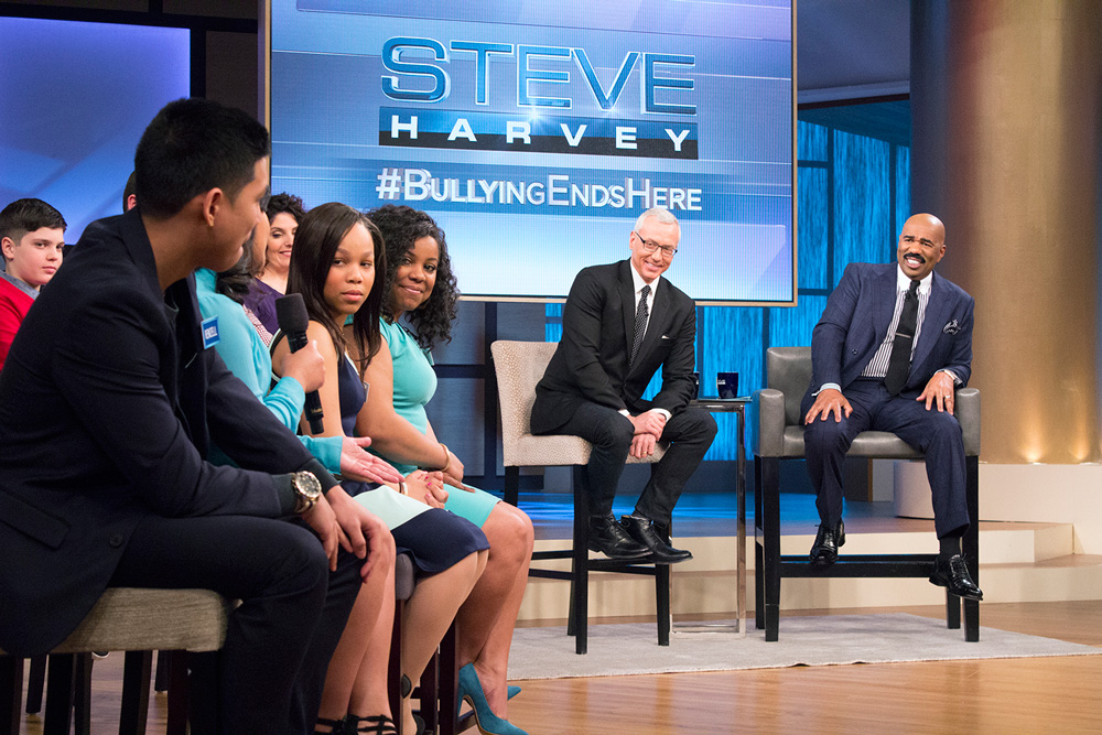 Dr. Drew Pinsky on Steve Harvey, February 2016