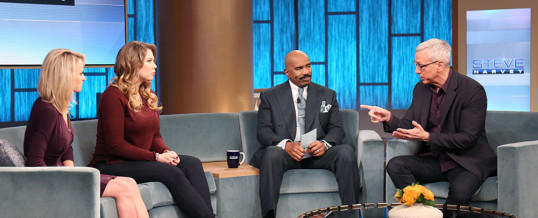 Kailyn Lowry & Leah Messer Join Dr. Drew on Steve Harvey!