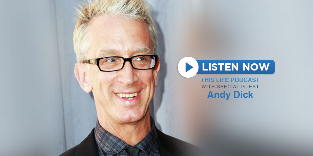 Andy Dick: So Clean and Sober, I'm a Rehab Spokesperson ...