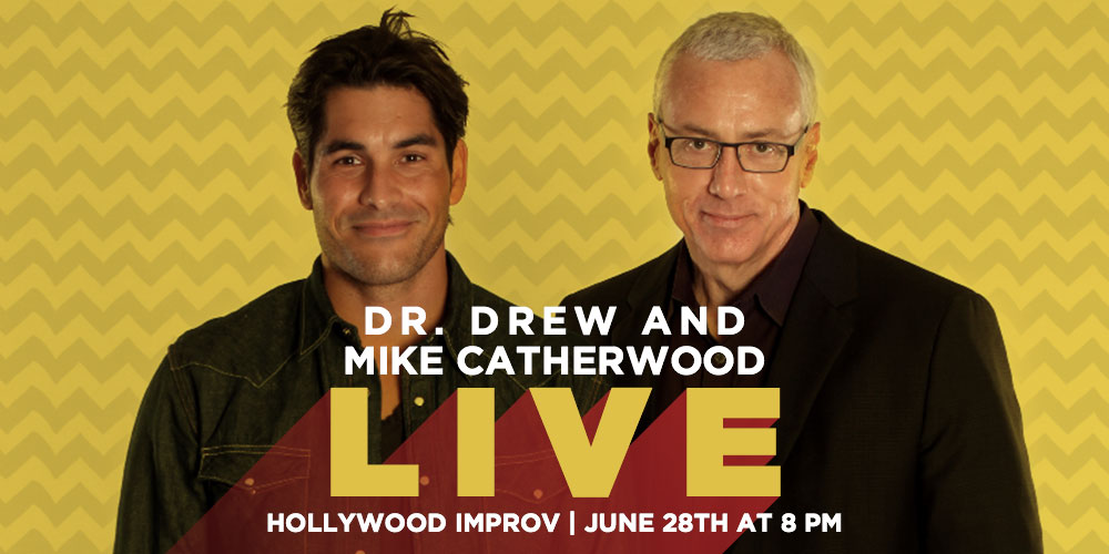 Live Podcast At Hollywood Improv – Tickets Available Now!