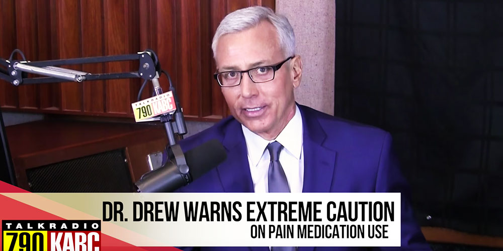 Urgent Public Service Message: Dr. Drew on Opioid Addiction