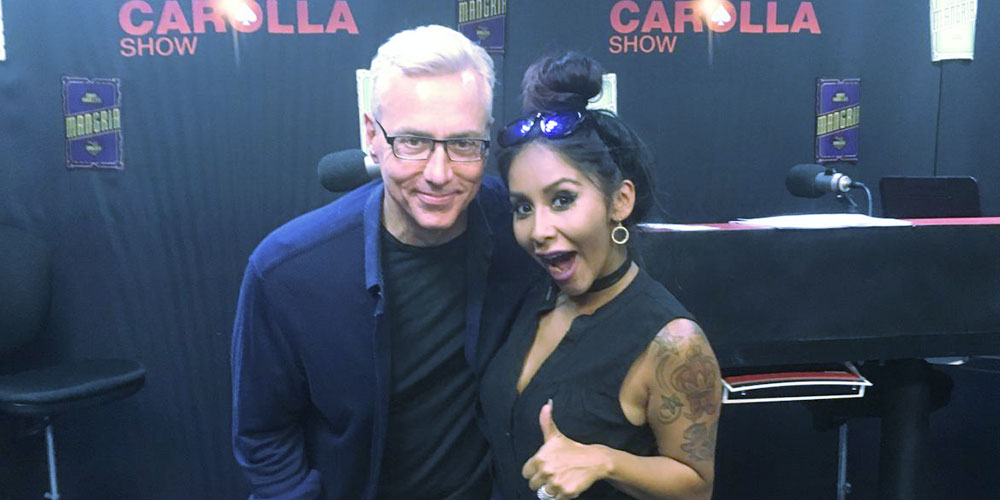 Nicole 'Snooki' Polizzi On The Dr. Drew Podcast