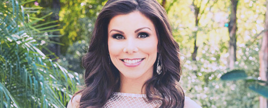 Heather Dubrow Joins Dr. Drew In Las Vegas!