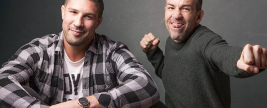 Bryan Callen, Brendan Schaub, and Chris Nowinski
