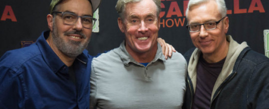 #468: John C. McGinley and Alec Baldwin – The Adam And Drew Show