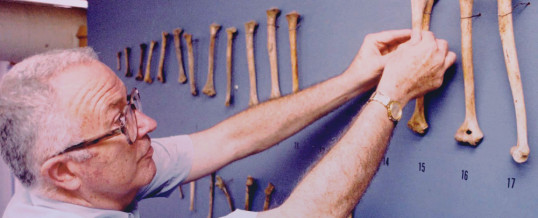 Dying to Decompose –Dr. William Bass And The Body Farm