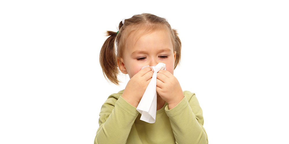 Why Do So Many Kids Have Allergies These Days?
