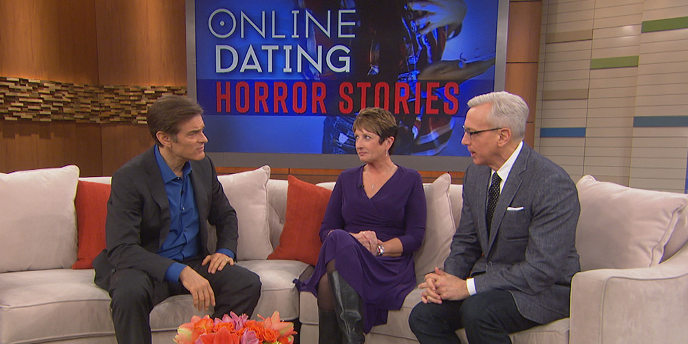 Online Dating Horror Stories: Watch Dr. Drew on The Dr. Oz Show