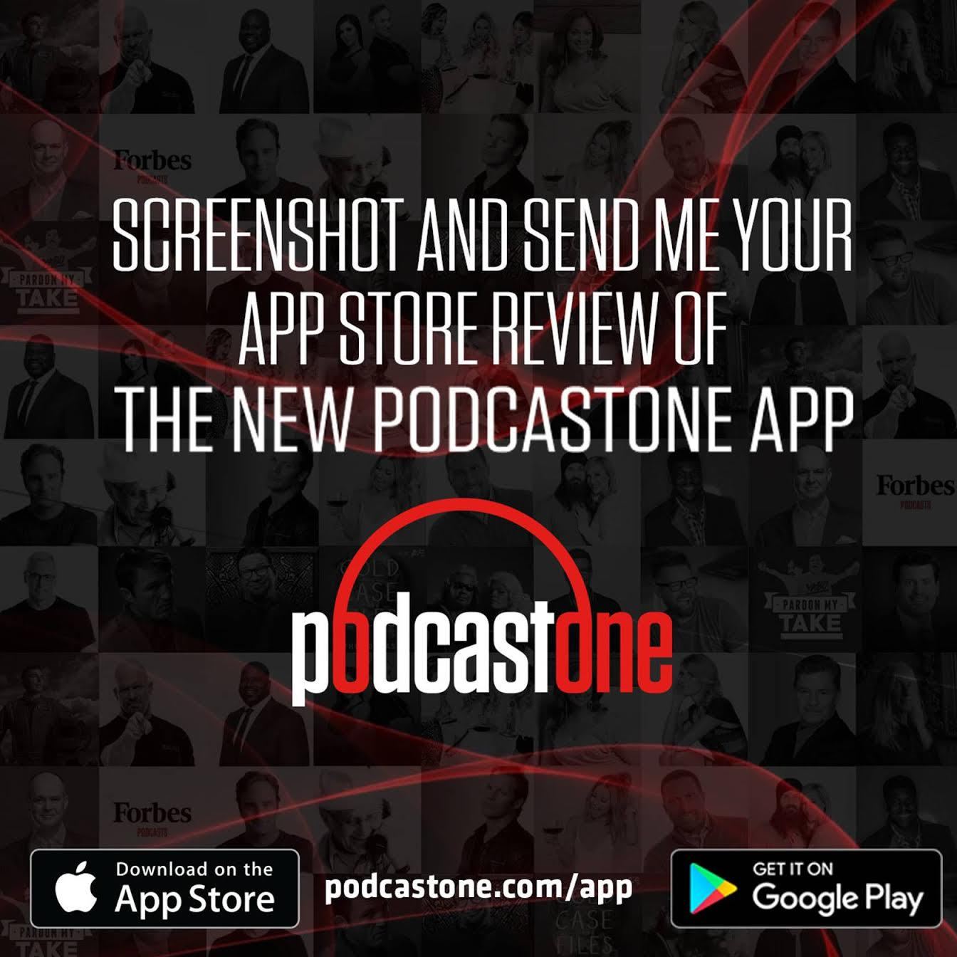 Podcast one app