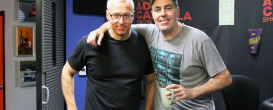 #574: Carolla, Isuzu and The Mug – The Adam And Drew Show