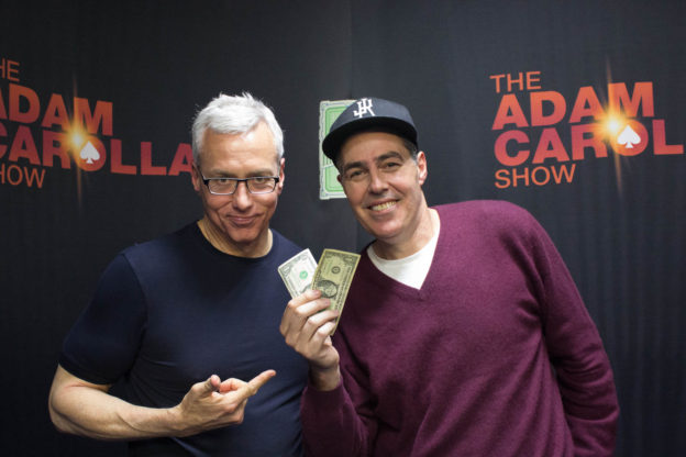 #528: That And 50 Cents, As You Know – The Adam And Drew Show