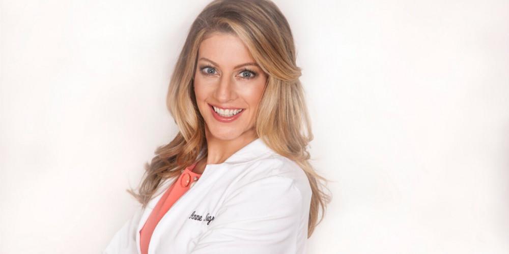 Eye Surgeon Dr Annie Negrin