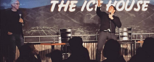 Comedian Mike Catherwood, Live from The Ice House in Pasadena