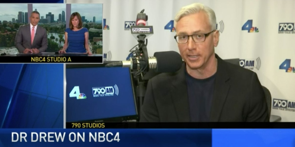 Dr. Drew Discusses United Airlines Policy Changes On NBC4
