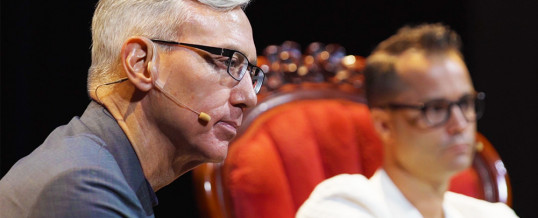 Watch Dr. Drew Speak At The Human Gathering Conference