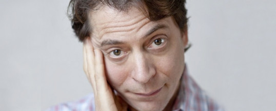 Author Fred Stoller