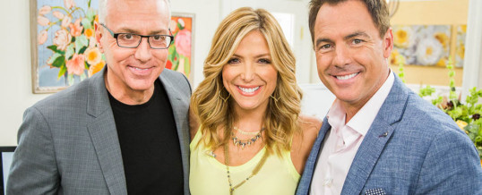 Watch Dr. Drew on Home & Family!