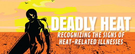 Deadly Heat: Recognizing the Signs of Heat-Related Illnesses