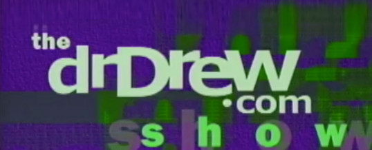 Classic 2000 Show Dave Navarro And Dr. Drew