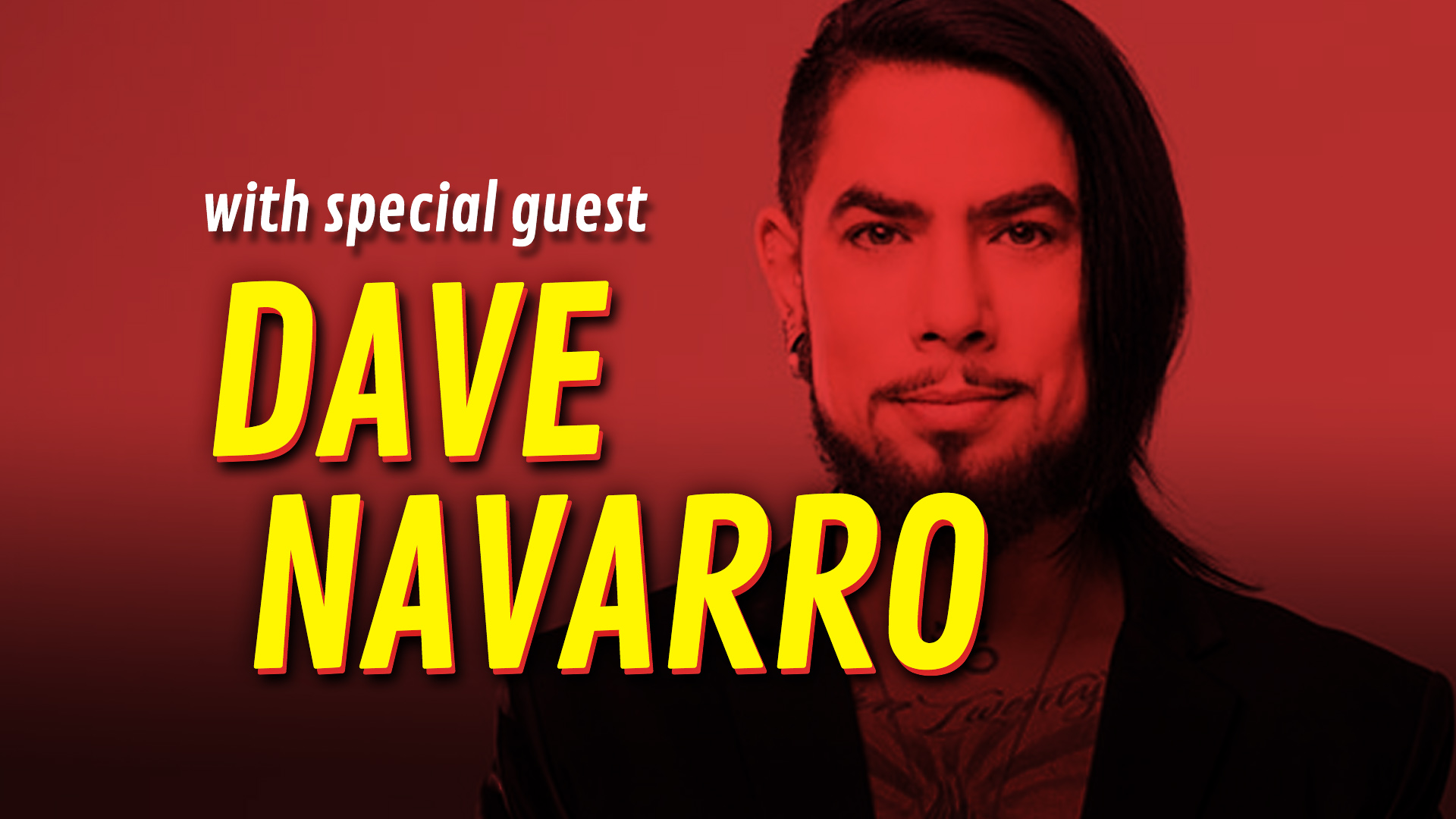 dr drew live – 7 – with special guest Dave Navarro