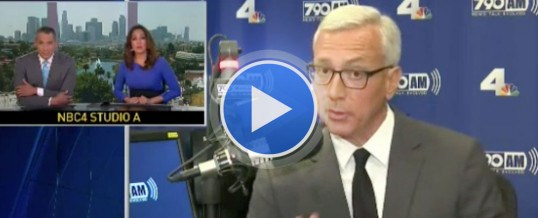 Dr. Drew Discusses Cannabis Research on NBC4 LA