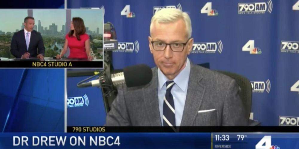 Dr. Drew on NBC4: Spiking Drug Overdoses & Millennial Entitlement