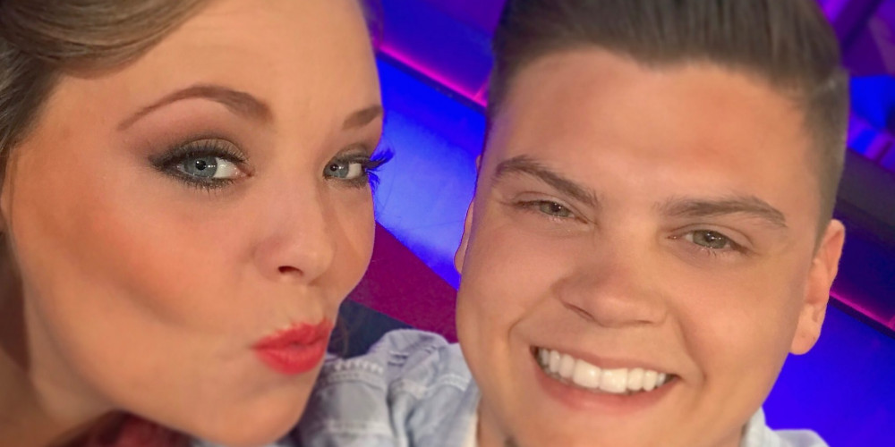#YOULIVE Teen Mom OG Catelynn And Tyler Baltierra