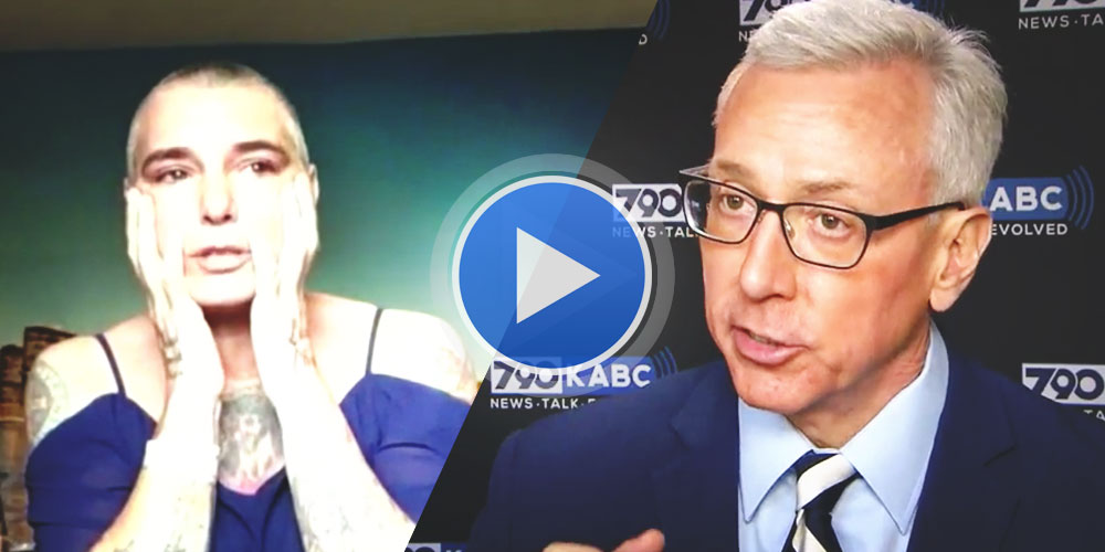 Sinead O'Connor Posts Disturbing Video From Motel: Dr. Drew On Inside Edition