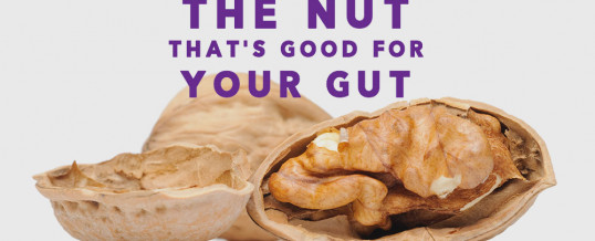 The Nut That's Good For Your Gut