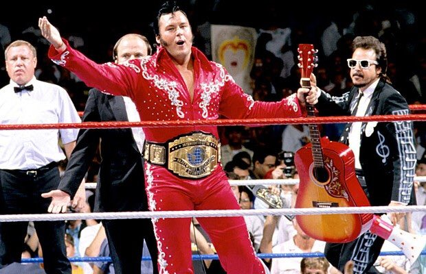 #671: The Honky Tonk Man – The Adam And Drew Show