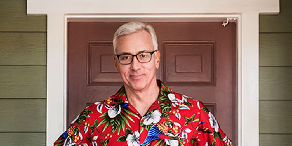 #SaveTheMales With Dr. Drew! It's Prostate Cancer Awareness Month