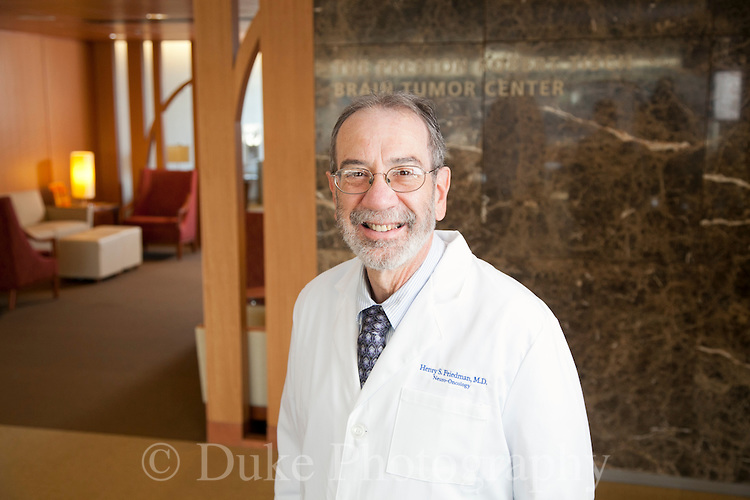 WI 51 : Neuro-Oncologist Dr Henry Friedman