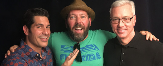 It's PRE Soberoctobert interview with Bert Kreischer