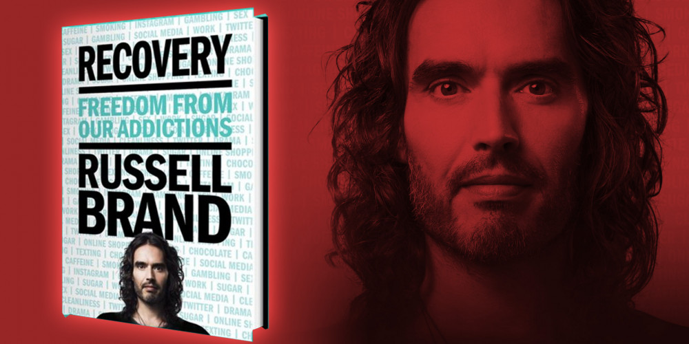 Russell Brand #YOULIVE