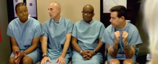 'Get checked!' Men Of The Today Show Promote Prostate Exams In New PSA