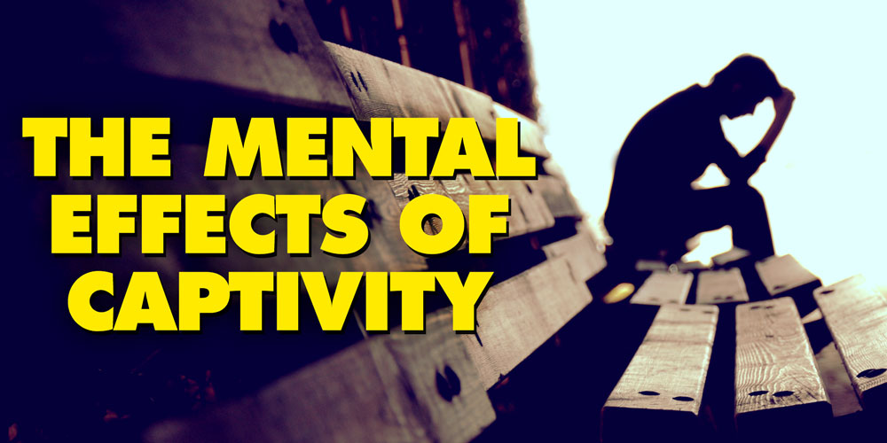 The Mental Effects of Captivity